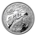 1 oz Silber Collection Alphonse Mucha - Dance