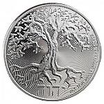 1 Unze Silber Niue Tree of Life Truth Serie 2019