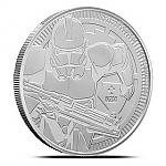 1 oz Silber Niue Star Wars Clone Trooper 2019 - 2 NZD $
