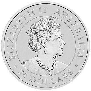 Australien Koala 1 Kg Silber 2019 Perth Mint Silbermünzen Koala 2019