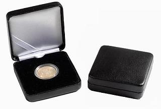 Münzetui Nobile 50 x 50 mm - Leuchtturm Quadrum