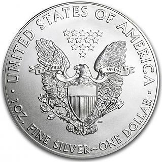 Silbermünze 1 Oz Silber American Eagle 2015 Münze Silver Eagle Usa