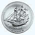 Silbermünze 1 Oz Cook Islands - Bounty 2015