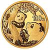 8 Gramm Gold China Panda 2021 in Originalfolie