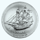 Silbermünze 1 Oz Cook Islands - Bounty 2014